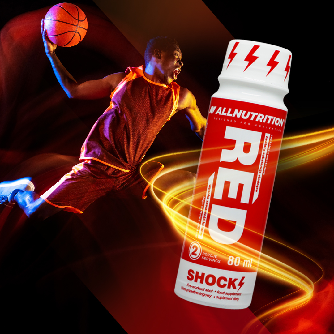 24743 red shock 80ml fitness, nutrition