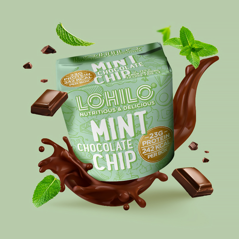 1541030 lhl mint chocolate chip 350ml fitness, nutrition