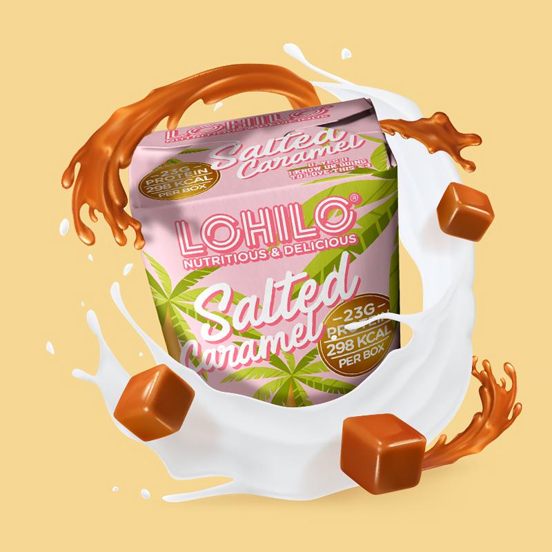 1563221 lhl salted caramel 350ml fitness, nutrition