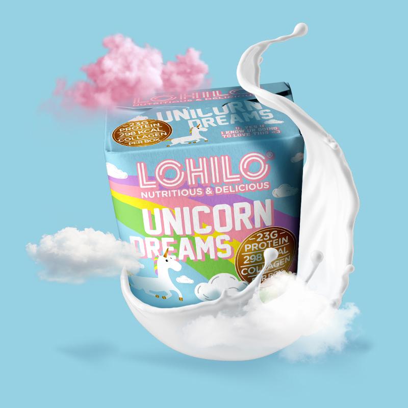 1541380 lhl unicorn collagen 350ml fitness, nutrition
