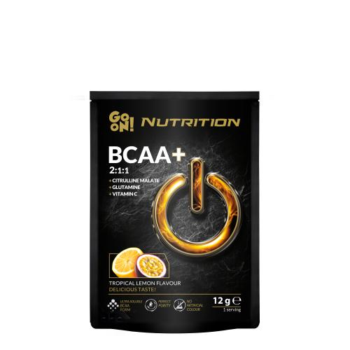 p1sante6612 go on nutrition bcaa tropical lemon 12g fitness, nutrition