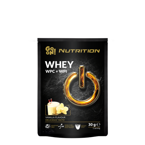 p1sante6777 go on nutrition whey vanilia 30g fitness, nutrition
