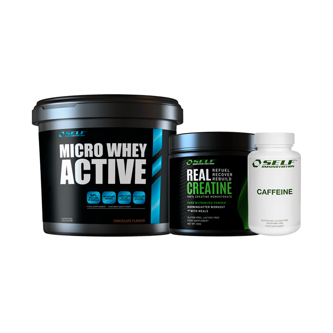 selfactive pack active fitness, nutrition
