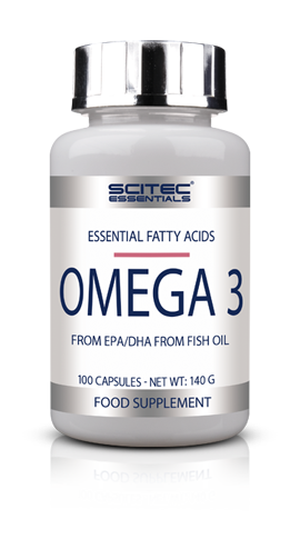sci89031010001 omega 3 100 caps fitness, nutrition