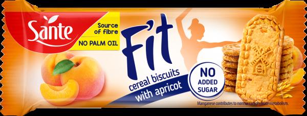 p 1 sante 3971 bolachas de cereais com damasco sem acucar 50g fitness, nutrition