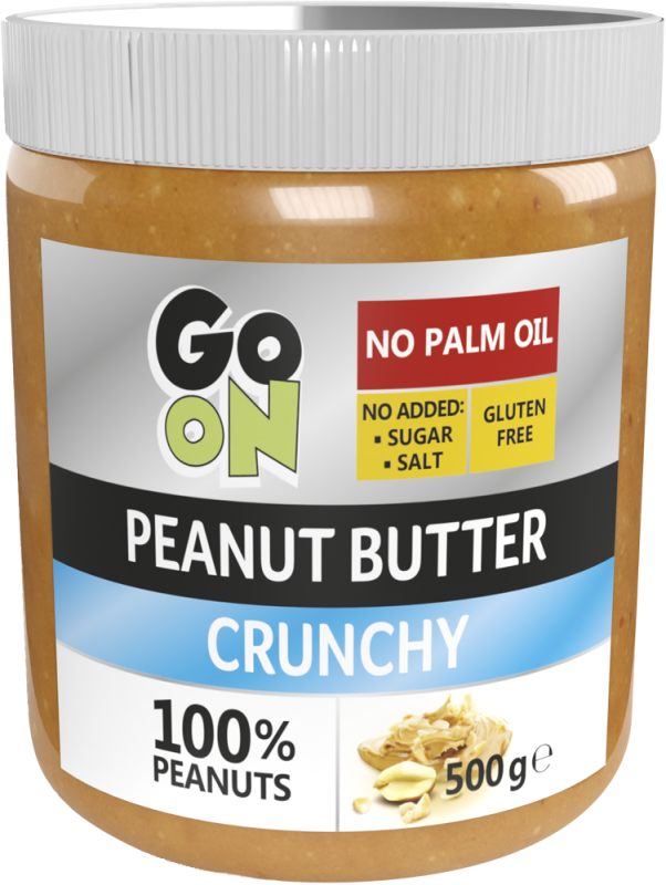 p 1 sante 5662 manteiga de amendoim crunchy 500g fitness, nutrition
