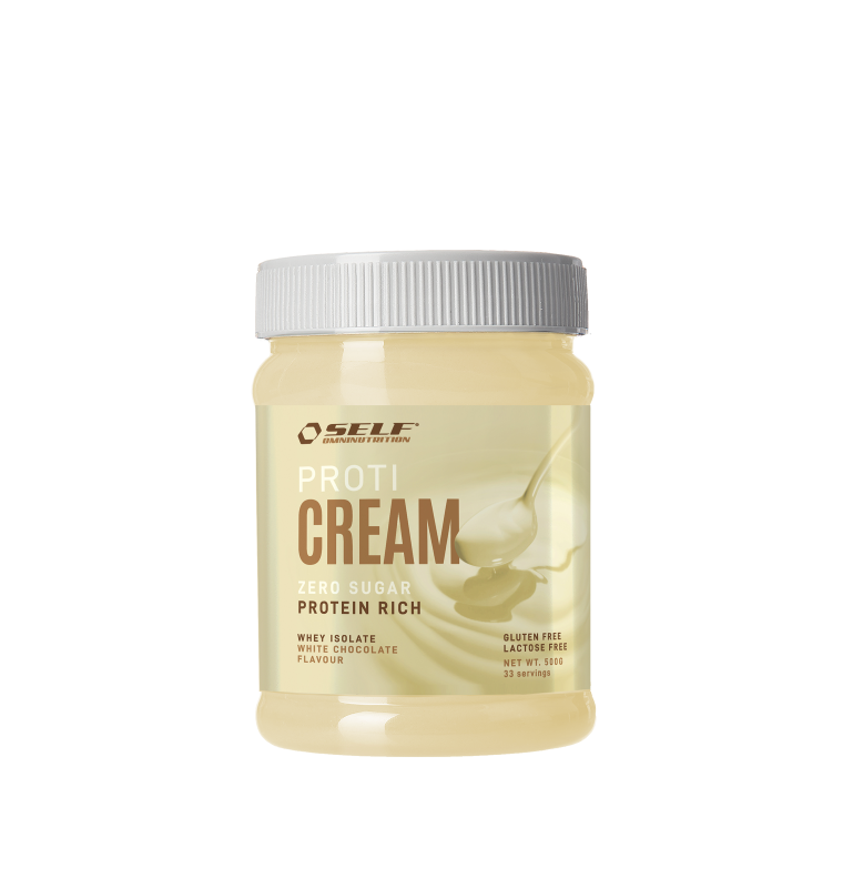 115477 proti cream 500g white chocolate fitness, nutrition