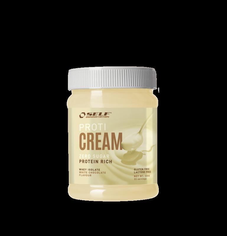 115477 proti cream 500g white chocolate fitness, nutrition
