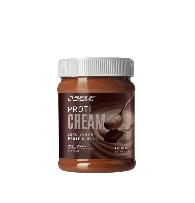 115476 proti cream 500g intense chocolate fitness, nutrition