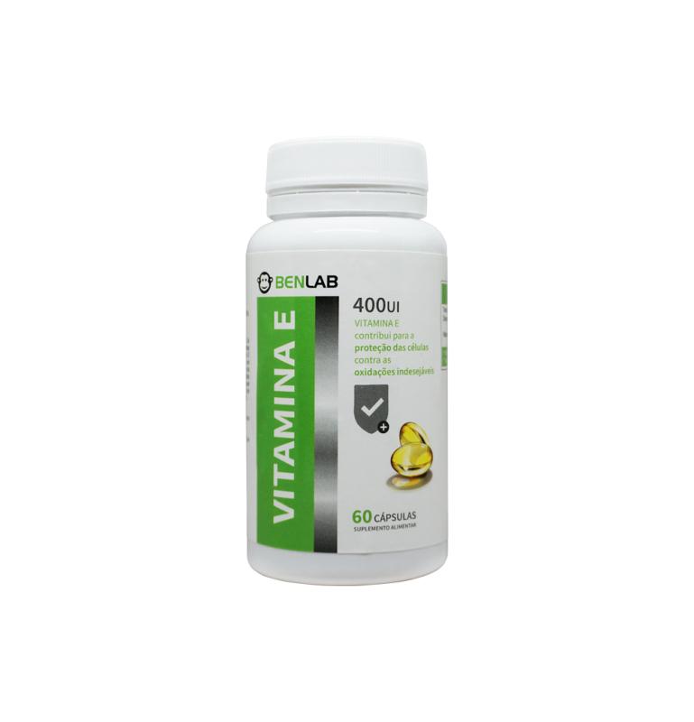 exc1072 benlab vitamina e 60 comp fitness, nutrition