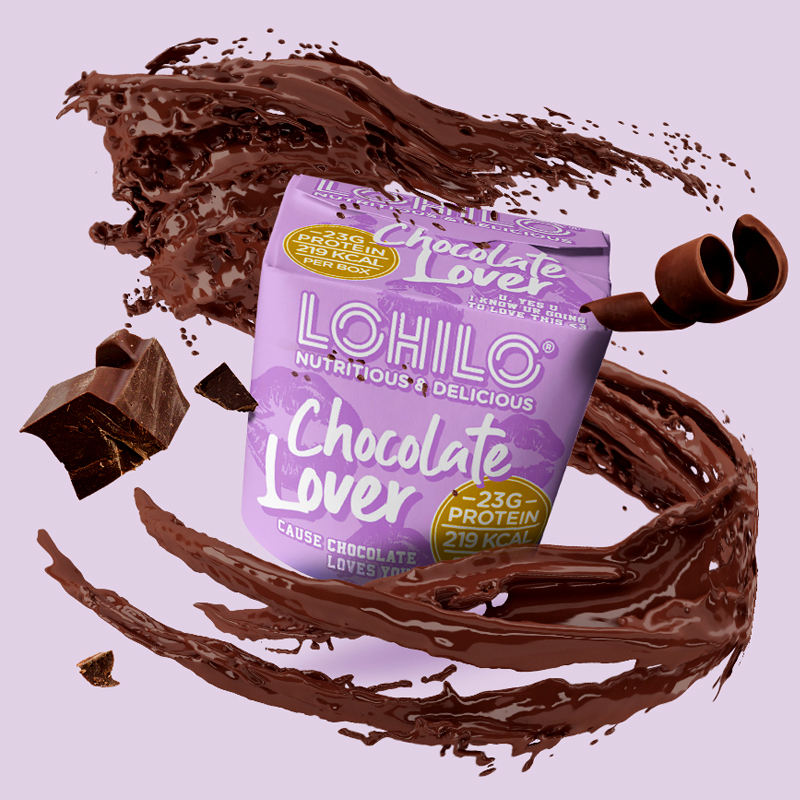 1541094 lhl chocolate lover 350ml fitness, nutrition