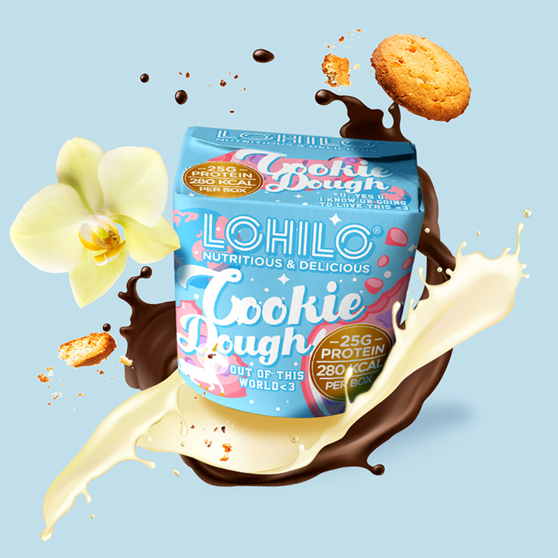 1563429 lhl cookie dough 350ml fitness, nutrition