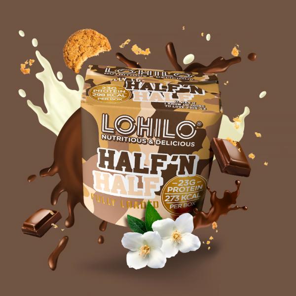 1541381 lhl loaded half n half 350ml fitness, nutrition