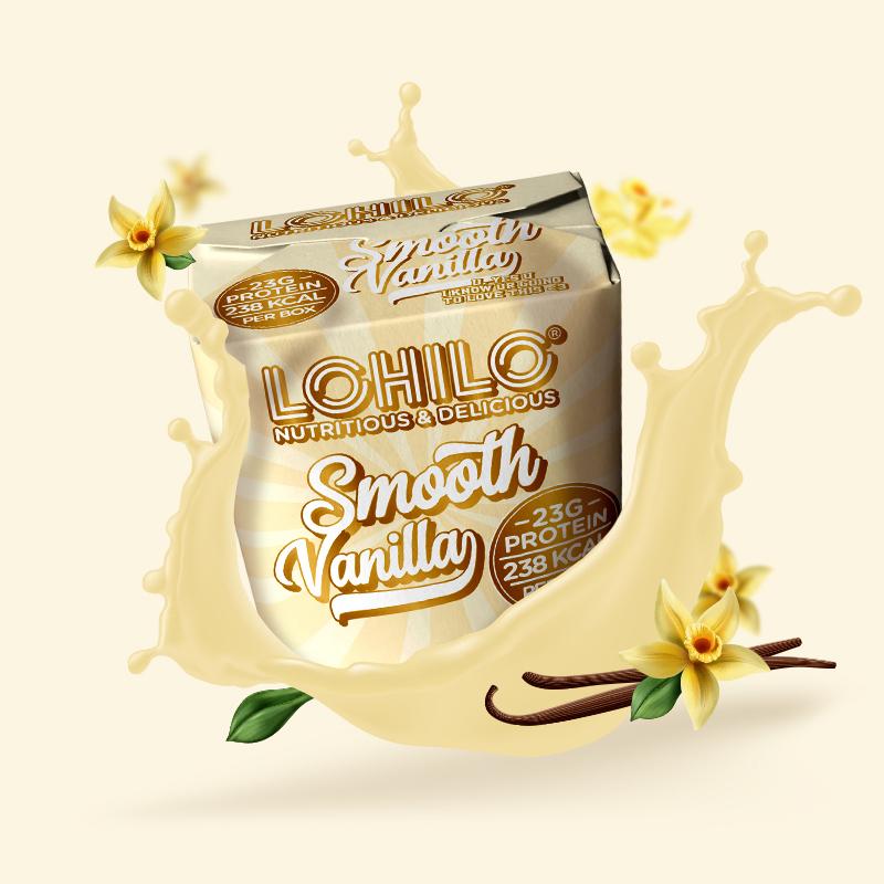 1541032 lhl smooth vanilla 350ml fitness, nutrition