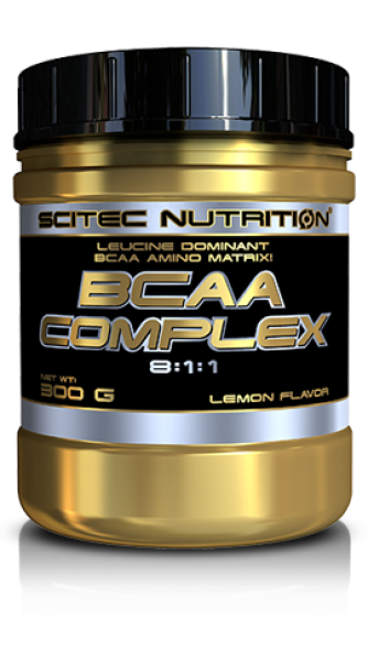 sci82023010100 bcaa complex 300gr lemon fitness, nutrition