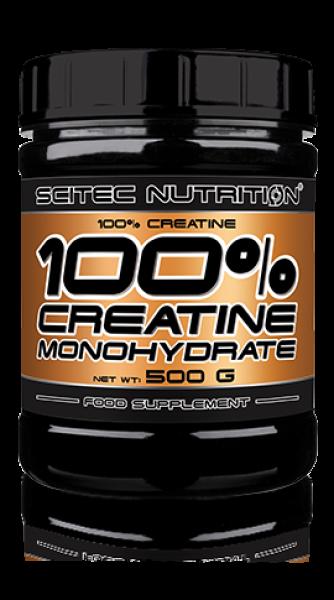 sci83001020000 creatine monohydrate 500gr fitness, nutrition