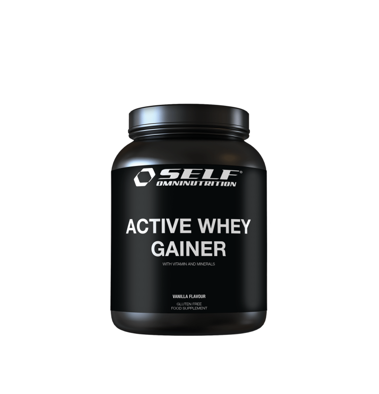 10000 active whey gainer 2kg
