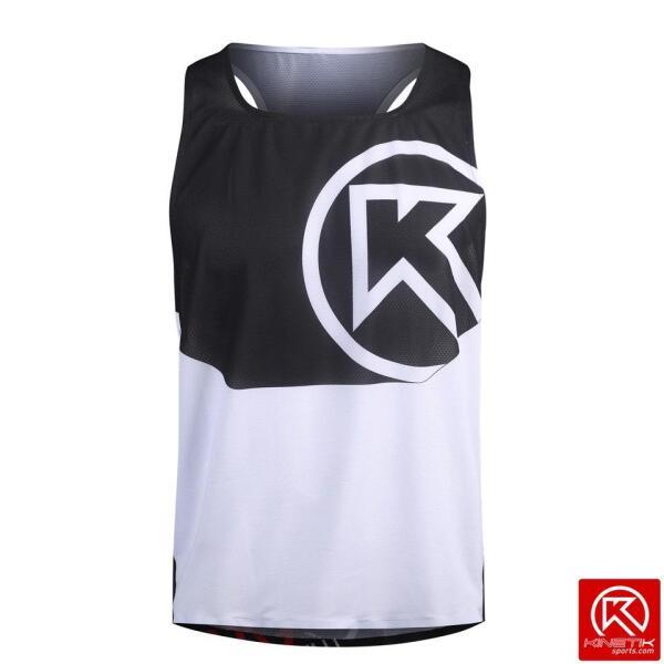 201025001 marathon shirt isonik black fitness, nutrition