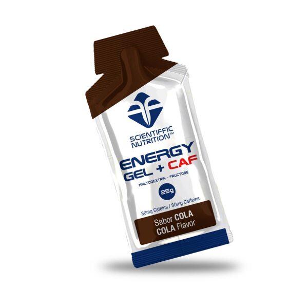 mst137 energy gel  cafeina fitness, nutrition