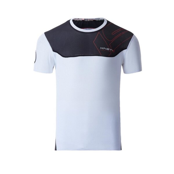 20101801 isonik short sleeve black fitness, nutrition
