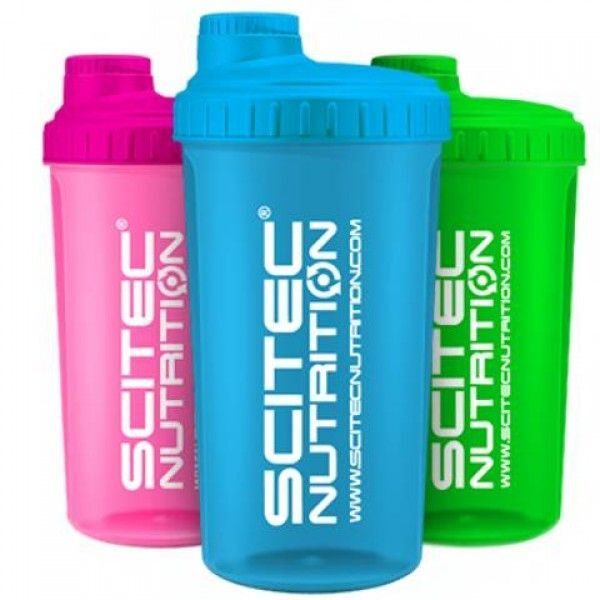 sci94080010400 shaker 700ml neon scitec fitness, nutrition